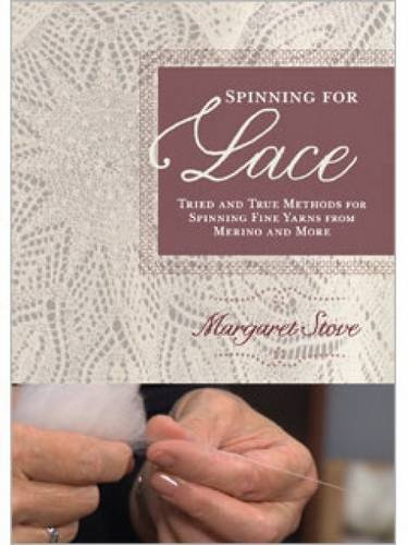 Spinning for Lace (DVD)