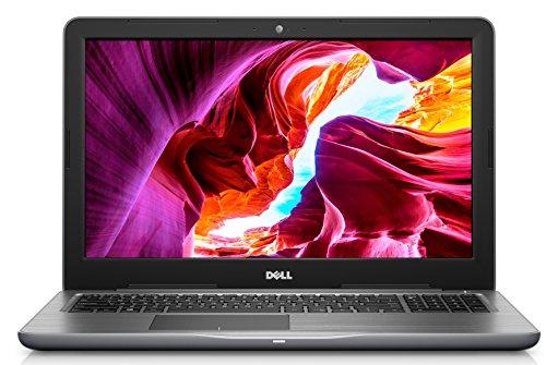 Dell Inspiron 5000 15.6-Inch FHD Laptop - (Black) (Intel Core i7-7500U, 16GB RAM, 256GB SSD, AMD R7 M445 4GB Graphics, Windows 10 Home)