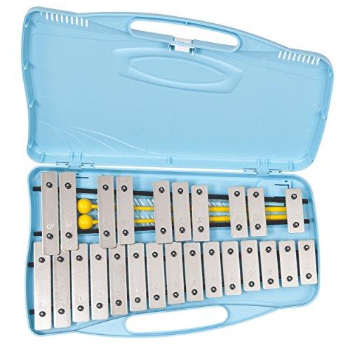 Glockenspiel infantil de 25 tonos