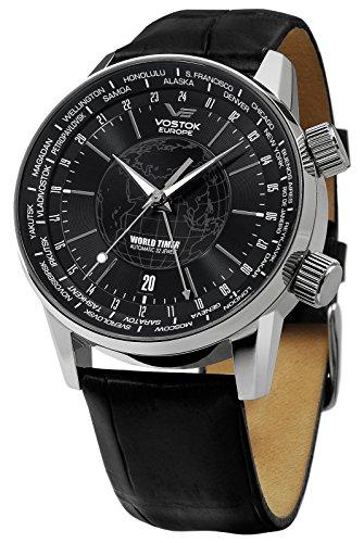 Vostok Europe World Timer Automatikuhr 5605239