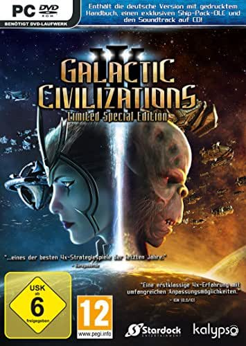 Galactic Civilizations III Limited Special Edition (PC) (Hammerpreis)