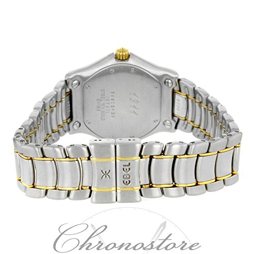 Ebel 19111087911/5260p 18K Gold & Stahl Quarz Herren-Armbanduhr - 4