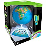 Oregon Scientific Smart Globe Discovery SG268 – Educational Toy, Interactive Globe