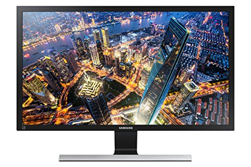 Samsung U28E590D Monitor per PC Desktop 4K Ultra HD, 28', Basic, UHD, 3840 x 2160, 60 Hz, 1 ms, 2...