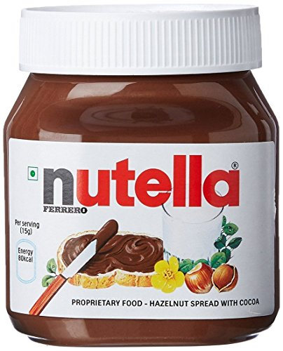 Nutella Hazelnut Spread with Cocoa 290g, Free ChoocKick Eco Friendly Pen