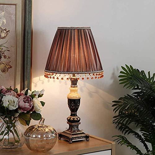 Liunce Lampada da tavolo Divano Atmosfera Soggiorno casa Villa Bedroom Lampada da comodino moderna...