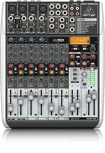 Behringer QX1204USB mezclador DJ - Mezclador para DJ
