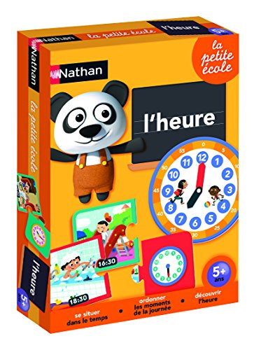 Nathan-31419-LHeure-Jeu-Educatif