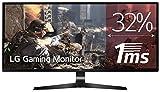 LG 29UM69G-B - Monitor Gaming UltraWide FHD de 73,66 cm (29') con Panel IPS (2560 x 1080 píxeles, 21:9, 1 ms con MBR, 75Hz, 250 cd/m², 1000:1, sRGB 99%) Color Negro