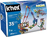K'Nex 12418 - 35 Modelli Set da Costruzione, Multicolore