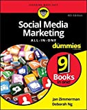 Social Media Marketing All-in-One For Dummies (For Dummies All in One)