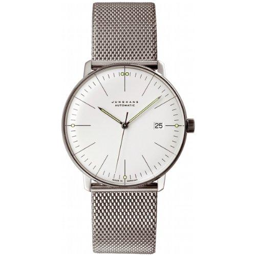Junghans Herren-Armbanduhr MAX BILL Automatik Analog 027/4002.44