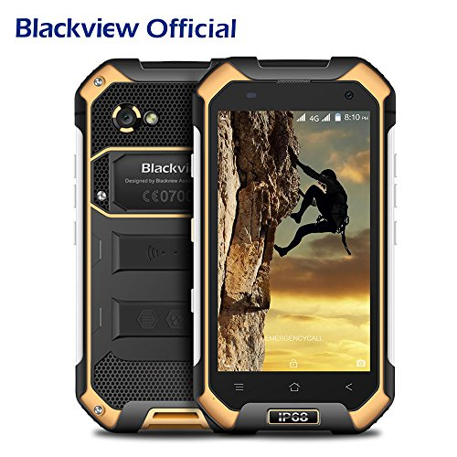 6. Blackview BV6000S
