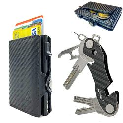 Porta Carte Multiuso con Zip