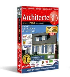 Architecte 3D Silver 2008