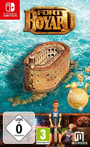 Fort Boyard - Standard Edition [ ]