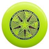 "Discraft Ultra-Star 175g Ultimate Frisbee ""Starburst"" - gelb"