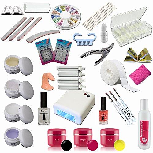 Kit de introducción Starter set Maryland para centros de belleza - Nail Set - Kit de introducción para centros de belleza
