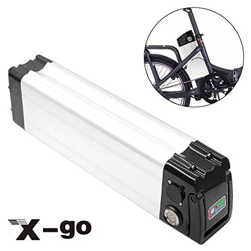X-go Batteria per Bicicletta elettrica agli ioni di Litio 36V 10.4Ah Bici elettrica Batteria agli...