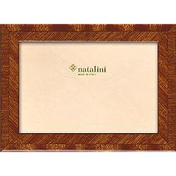 Natalini Biante Mogano 13x 18Bilderrahmen, Holz/Glas Mahagoni 21x 16x 1,5cm