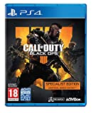 Call of Duty: Black Ops 4 - Specialist Edition [Playstation 4]