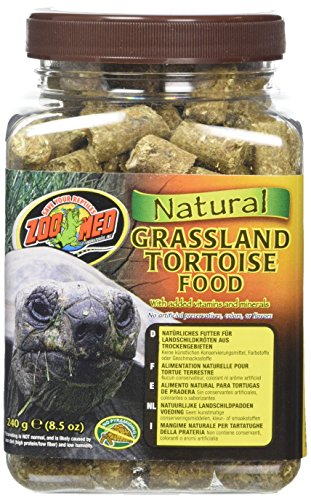 Zoomed Food Natural Grassland Tortoise - 23 gr