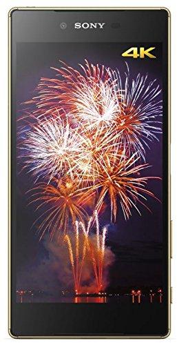 Sony Xperia Z5 Premium Smartphone, Display 5,5 Pollici, Android 5.1, Oro [Germania]