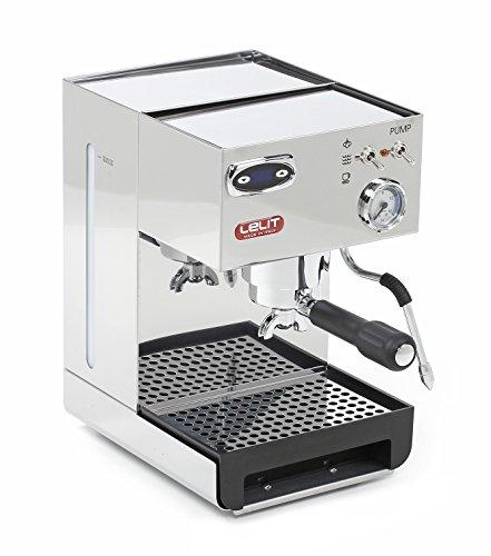 Lelit Anna PL41TEM Macchina Espresso Semiprofessionale ideale per Caffè Espresso, Cappuccino e...