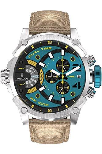 Timecode - Herren -Armbanduhr TC-1002-18