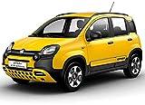 Fiat Panda City Cross 1.2 bz 69 CV, Gialla - Welcome Kit