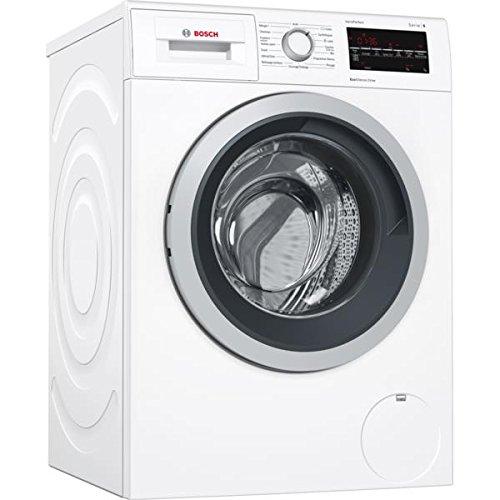 Bosch Serie 6 WAT32409FF Libera installazione Carica frontale 9kg 1600Giri/min A+++-30% Bianco...