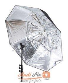 Lastolite LLLU4538F - Paraguas 8 en 1, 1 m