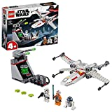 LEGO Star Wars X-Wing Starfighter Trench Run, Multicolore, 75235