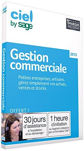 Ciel Gestion Commerciale 2015