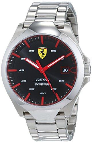 Scuderia Ferrari Analogico Quarzo Orologio da Polso 830507