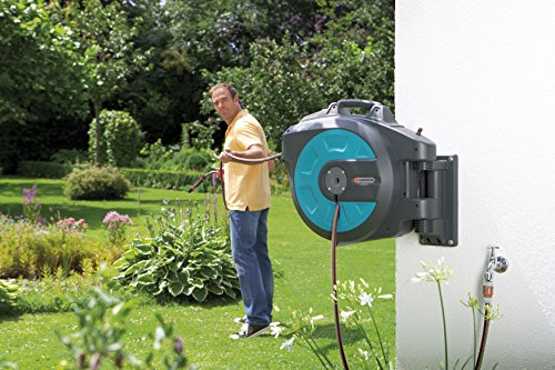 So all things considered, this is a pretty auto hose reel featuring a well-thought out design. Should be easy to use and serve you for many years to come.