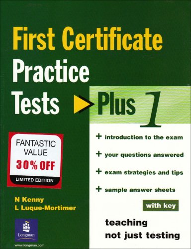 First Certificate English Pack Euro