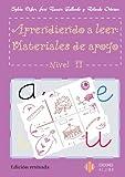 Aprendiendo A Leer. Materiales De Apoyo Nivel Ii - 9788497001984