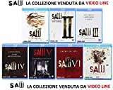Saw - La Collezione 01-07 - (7 Blu Ray) Edizione Italiana