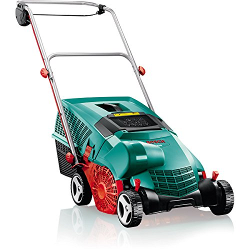 We came to the conclusion that the 'Bosch AVR Verticutter Lawnraker' would be suitable for nearly all gardeners as it was suitable for both small and medium-sized gardens and is a quality bit of kit with innovative features that give it that edge, over most other models. For this reason, we awarded it our 'Best Pick'.