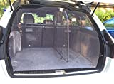 Guardsman Dog Guard and Variable Boot Divider for the Mercedes C class estate 2014 onwards part no.G1391B