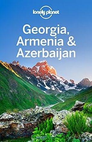Guía Lonley Planet de Armenia, en Español
