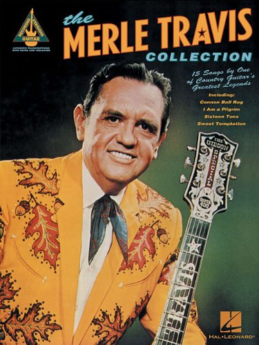 The Merle Travis Collection (Guitar Recorded Versions)