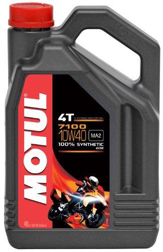 Aceite moto MOTUL 7100 10W40 4T 4L