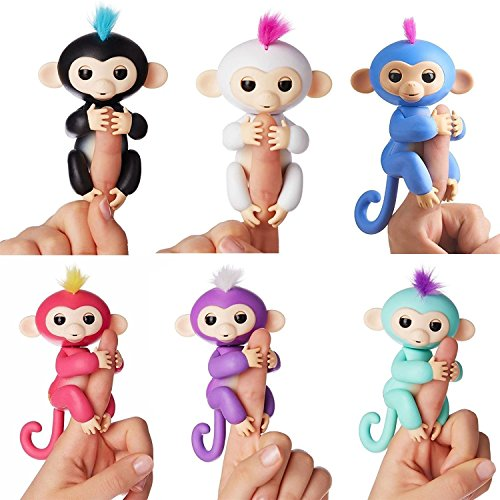 Magicwand® Funny Baby Monkey with Six Interactive Modes (One Pc)