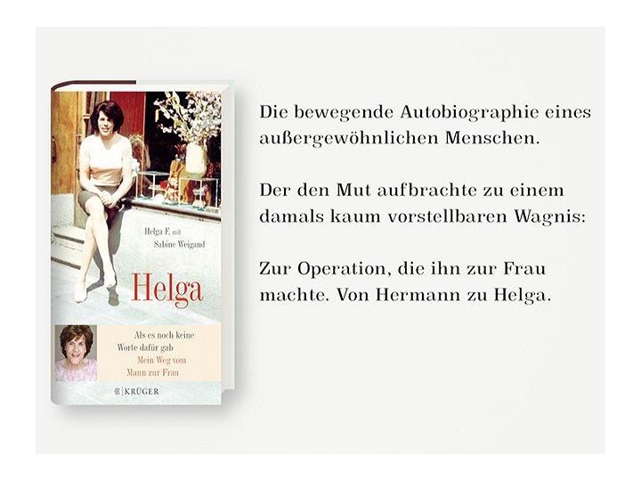 Helga Als Es Noch Keine Worte Dafür Gab Mein Weg Vom Mann