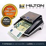 HILTON EUROPE HE-300SD Detector de Billetes...