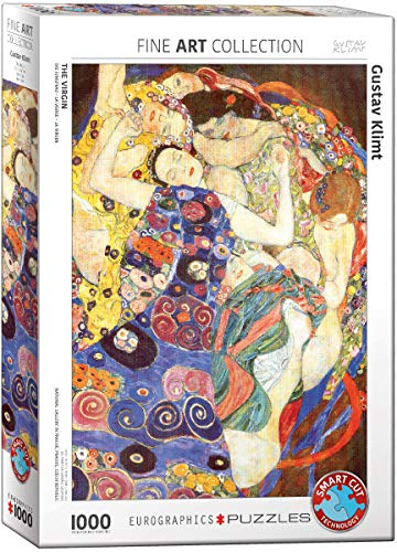 Eurographics 03693 - Klimt: La Vergine - Puzzle 1000 pezzi