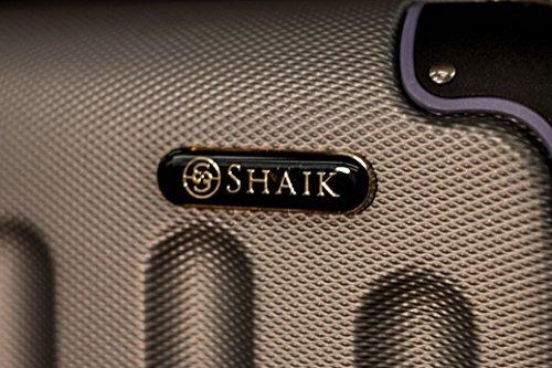 Shaik Trolley Koffer, 120 Liter, Dunkelblau -