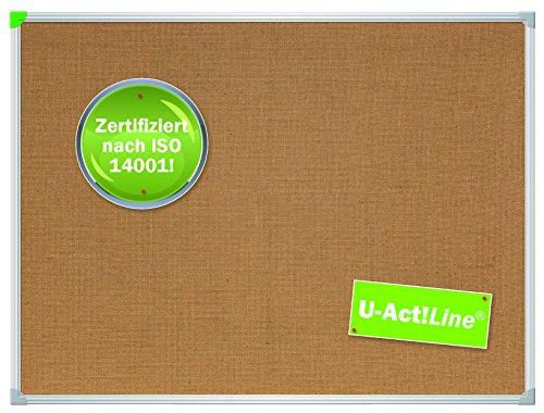 Franken pt993040iuta lavagna U Act Line (silbereloxierter cornice in alluminio, 30x 40cm) 60 x...